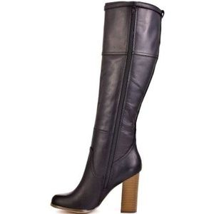 """Report """"Saco"""" Knee High Leather Boots"""